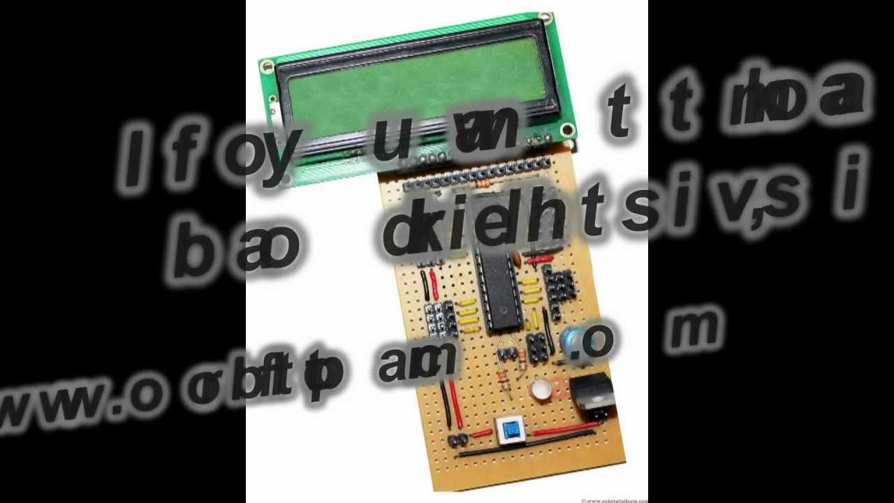 Robot Platform | Howto | PCB Etching Tutorial 4