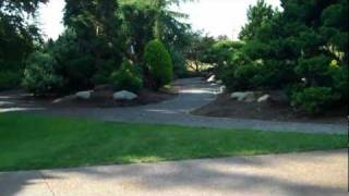 Evergreen Arboretum and Gardens in Everett, Washington
