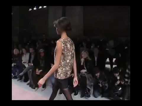 Giambattista Valli   Fall Winter 2010 2011 Full Fashion Show Part 1