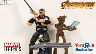 Avengers Infinity War Scene