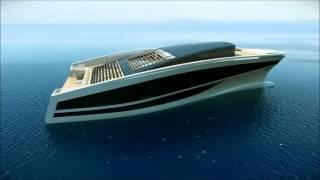 Future mega yachts | Mega yachts 2016 | Mega yachts interior | Concept mega yachts
