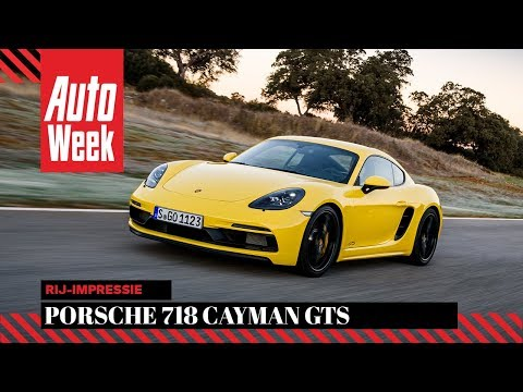 Porsche 718 Cayman GTS - Tracktest - English Subtitles