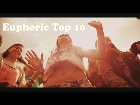 🎶 Euphoric Hardstyle ♦ Top Ten Best Tracks 🎶