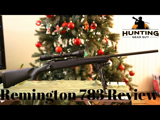 Remington 783 vs 700 Review & Comparison ( Video included