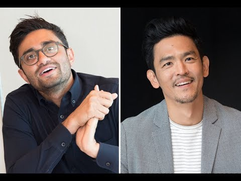 Aneesh Chaganty and John Cho on