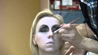 Как быстро сделать макияж для Хэллоуина?
