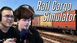 WHAT ARE WE DOING?? - Rail Cargo Simulator with A and S!
