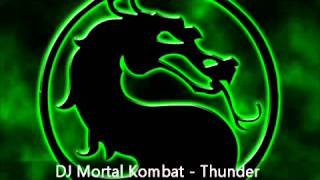 DJ Mortal Kombat  Thunder JumpStyle Music)   YouTube