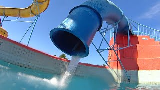 Strange Drop Water Slide at Veneza Water Park thumbnail
