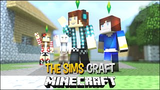 The Sims Craft Ep.56 - A Despedida !!  - Minecraft