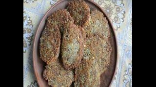 Биточки из чечевицы  Рецепты постных блюд