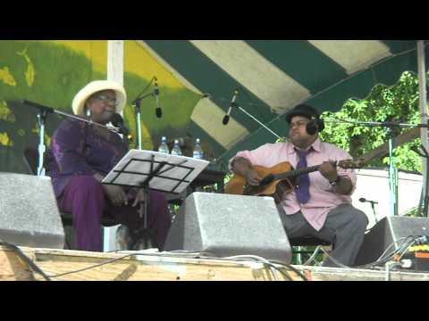 "Bernice Johnson Reagon/Toshi Reagon ""King Henry"" 6-22-14 Clearwater Music Festival CrotonOnHudson NY"