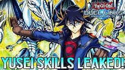 Duel Links 5ds Skills