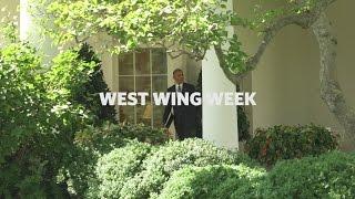 """West Wing Week: 7/22/16 or,  """"Do-Gooders"""""""