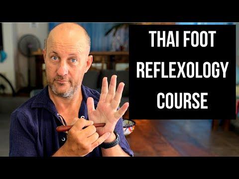 Thai Foot Reflexology Online Course