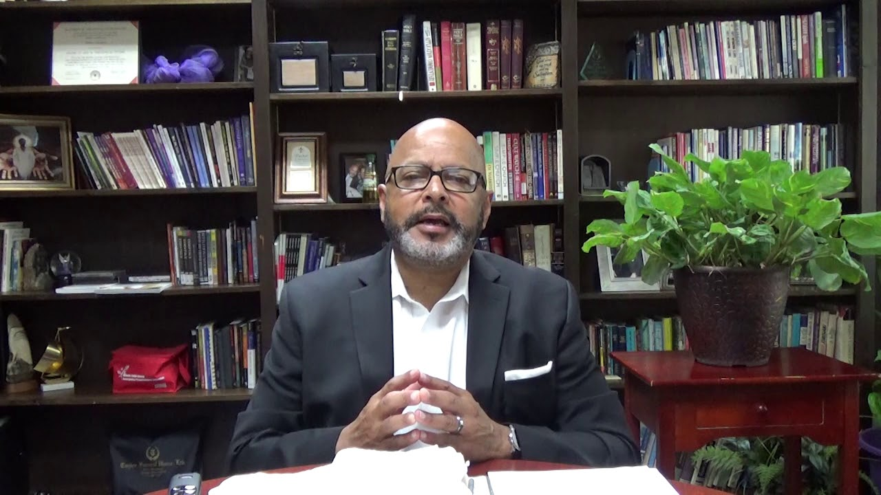 """Weekly Video Series: JUST 16 ~ Keys To Abundant Living """"Staying Connected With God"""" Part 2"""