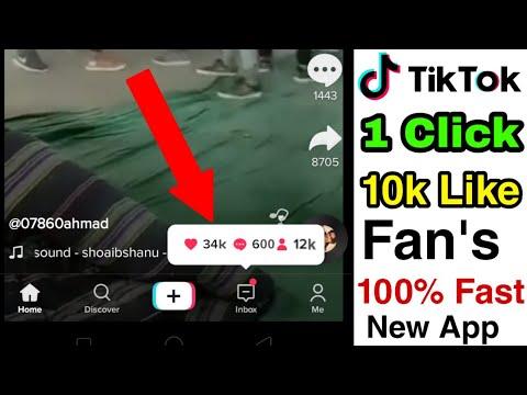 Tik Tok Par Like Kaise Badhaye   Tik Tok Par Followers Kaise Badhaye   TikTok Auto Liker App  