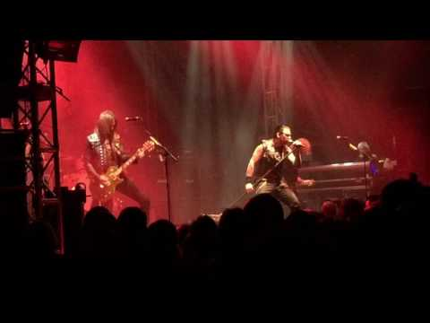 BLACK STAR RIDERS live in leeds uk 2017