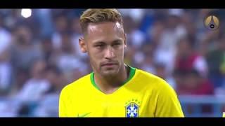Neymar VS Saudi Arabia 12-10-2018