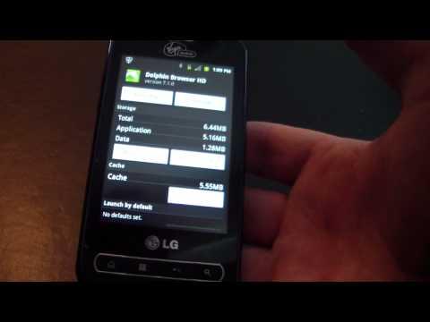 LG Optimus Slider - Review (Virgin Mobile)