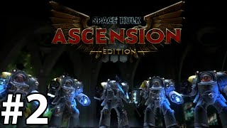 Space Hulk Ascension Edition as Space Wolves Part 2 Swarms of Xenos