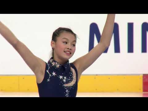 Cheuk Ka Kahlen CHEUNG HKG - Ladies Short Program MINSK 2017