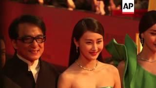 Hugh Grant, Nicole Kidman among celebrities at the glam 17th Shanghai Film Festival red carpet