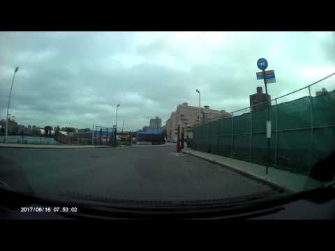 Caught On My Dashcam, NYPD Officer Makes Up A Lie And Issues Summons