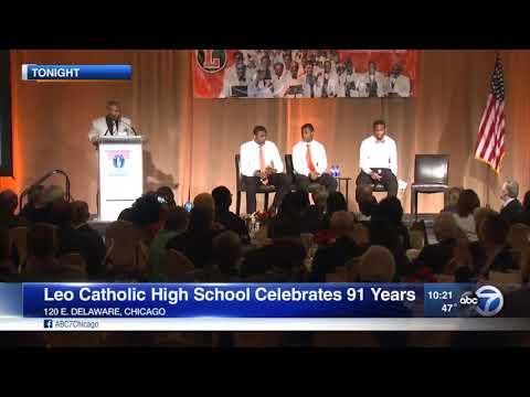 Leo Catholic High School turns 91