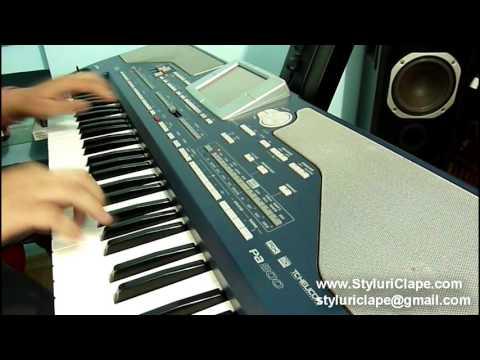 Demo Korg Pa800 - Keyboard Tones