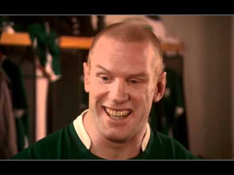 Paul O'Connell and Brian O'Driscoll Outtakes