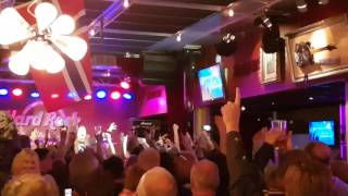 Loudness - In the Mirror - Live at Hard Rock Cafe Oslo, Norway - 2017 LOUDNESS 動画 10