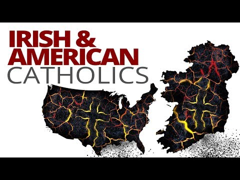 The Vortex—Irish & American Catholics
