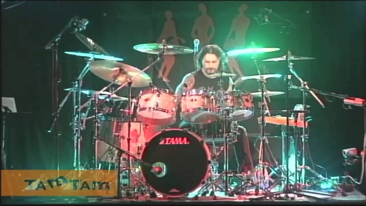 John Tempesta TamTam DrumFest 2012 - Tama Drums #01