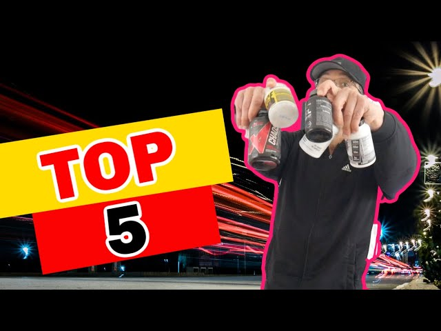 Best Fat Burner 2020 [TOP 5 Strongest!]