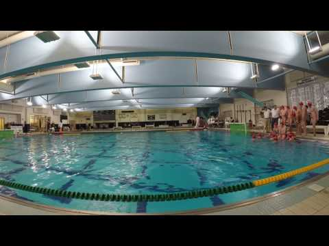 Naperville Central vs Lyons Township Men's Water Polo 3/17/2017