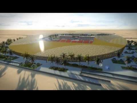 VBNB Bahrain stadium
