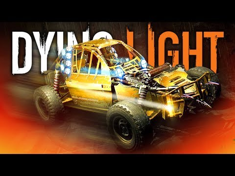 Turbo Charged Dune Buggy Hunt (Dying Light: The Following)