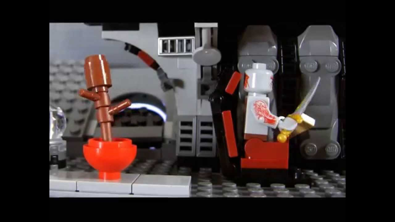 Dancing Baby Groot In Lego Form Youtube