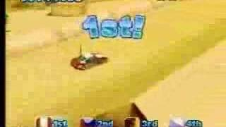 Mini Racers [N64 Beta Multiplayer Racing Game] UNRELEASED!