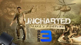 Uncharted: Drake's Fortune - RPCS3 TEST 4