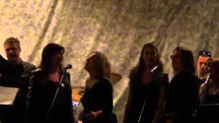 Popkoor Justus in Tuf - Adele - Roling in the deep