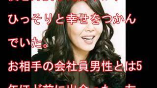 ミッチョンの愛称で人気の女優・芳本美代子(47)が昨年7月に再婚してい...