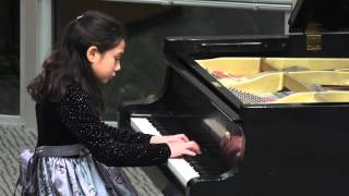Scriabin Prelude in B & Kabalevsky Variation in D Performed by Nora Sharma