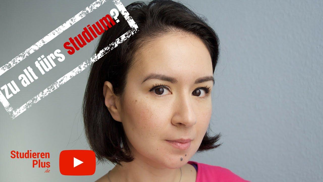 Studium Nach Der Ausbildung Zu Alt Zum Studieren Youtube