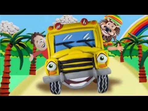Reggae Randy - The Wheels On The Bus