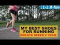 HOKA ONE ONE  MAFATE SPEED 2 TRAIL SHOES | ON-FEET REVIEW