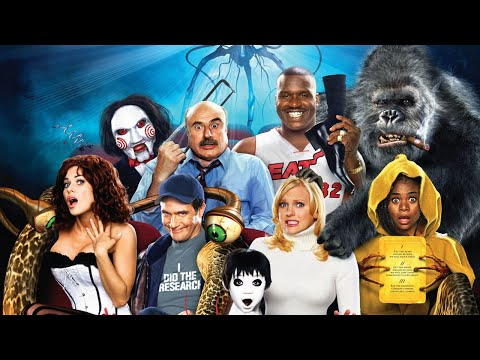Scary Movie 4 - Scary Movie Horror Movie Series Review (4/5)