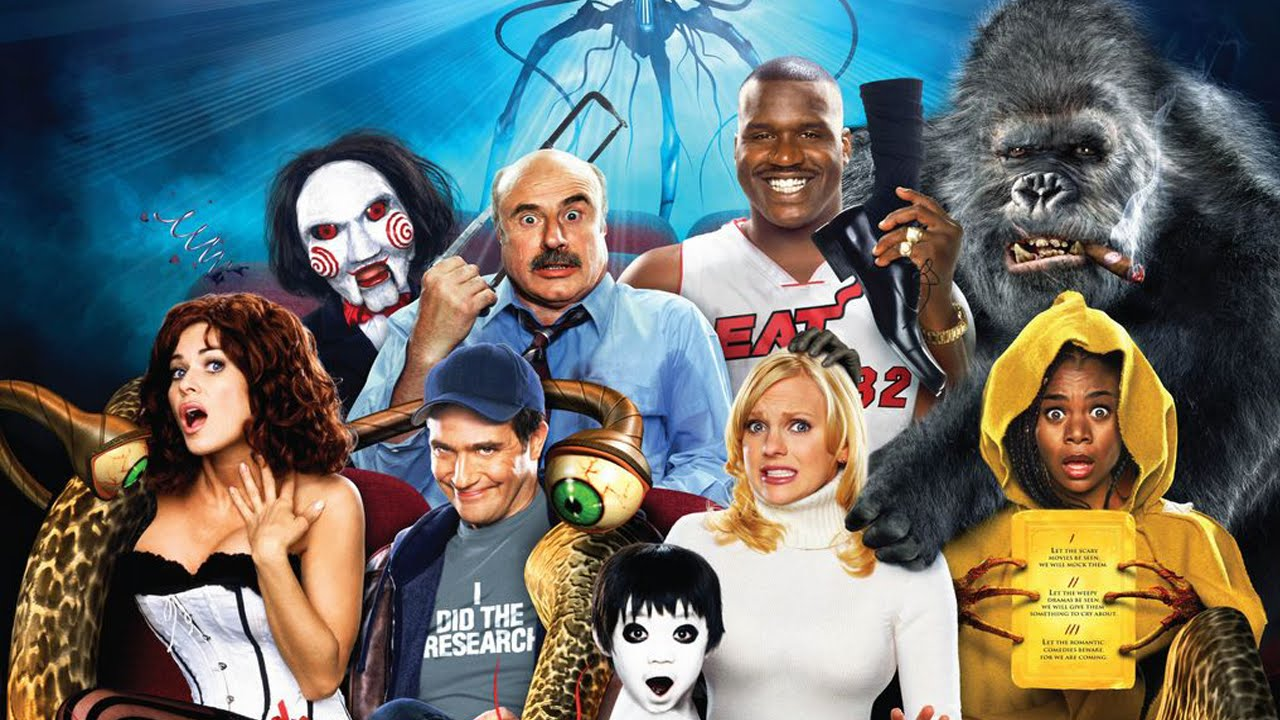 Scary movie 4 horror movie series review gizmoch youtube for Cuisine americaine film youtube