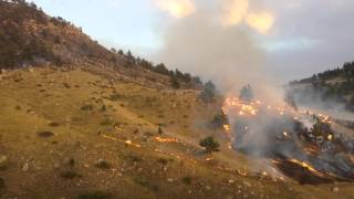 2013 Bear Mountain Hand Crew, South Dakota Wildland Fire